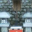 伏見稲荷大社 おもかる石
