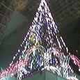 JR京都駅 クリスマスツリー